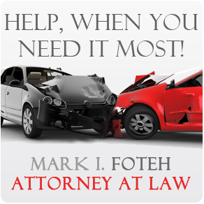 Personal Injury Attorney Mark I. Foteh